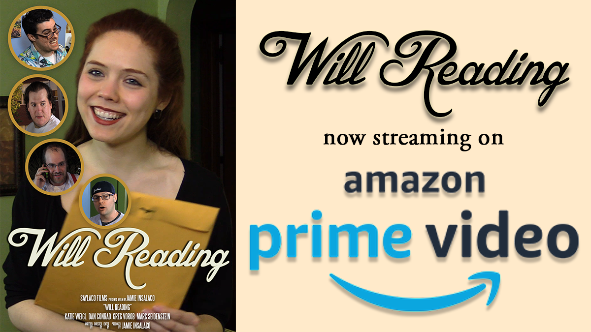 will reading streaming on amazon prime